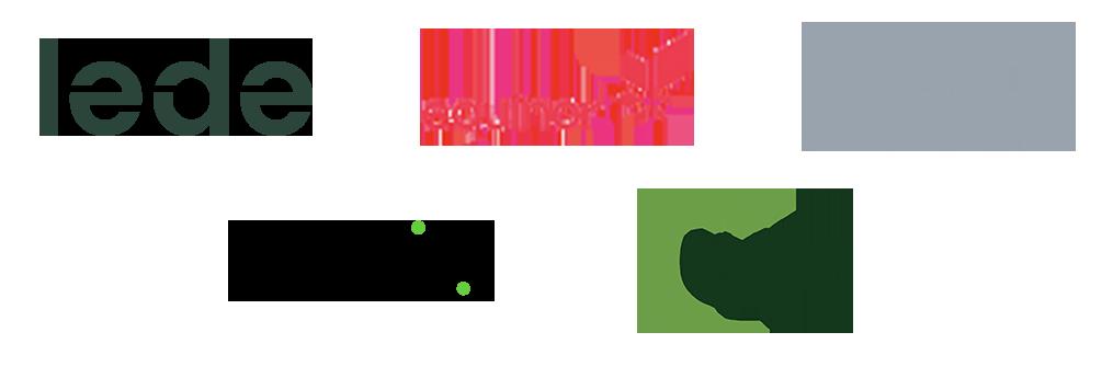 ProMaps™ clients - Lede, Equinor, Tensio, Elvia, Lyse